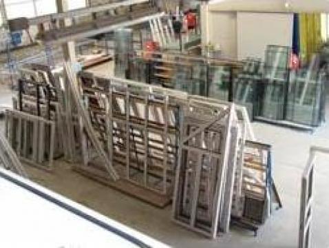 Service tamplarie PVC si aluminiu - Constanta