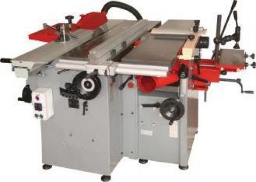Masina universala pt tamplarie lemn MUT cu 5 operatii