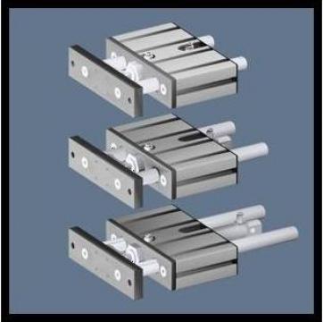 Accesorii pneumatice pentru profile aluminiu