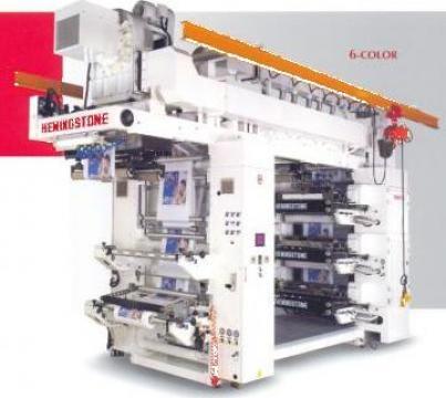 Masini de imprimat Hemingstone - Sistem Cilindrii Cerneala
