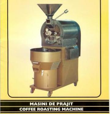 Cuptor pentru prajit seminte, cafea, alune
