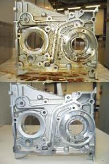 Detergent industrial biodegradabil eOx Bupicleaner NF de la Sc Gambrinus Srl
