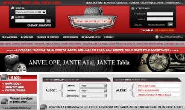 Jante - Jante aliaj, jante tabla de la Anvelope | Jante | Vadrexim