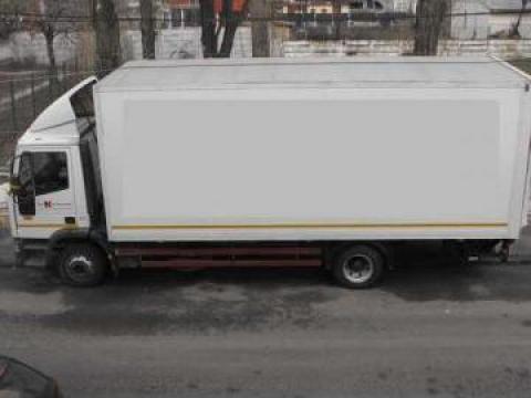 Duba cu lift Iveco Eurocargo Mtma 11990 kg, Euro 3