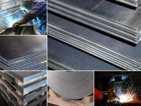 Tabla aluminiu, tabla alama, tabla cupru, tabla otel de la MRG Stainless Group Srl