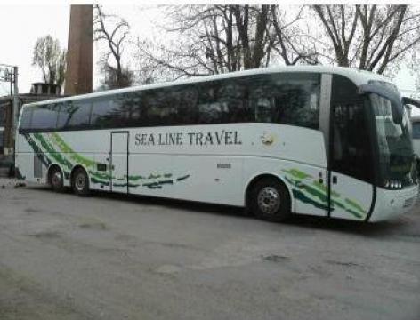 Inchirieri autocare 25-73 locuri de la Sea Line Travel Srl