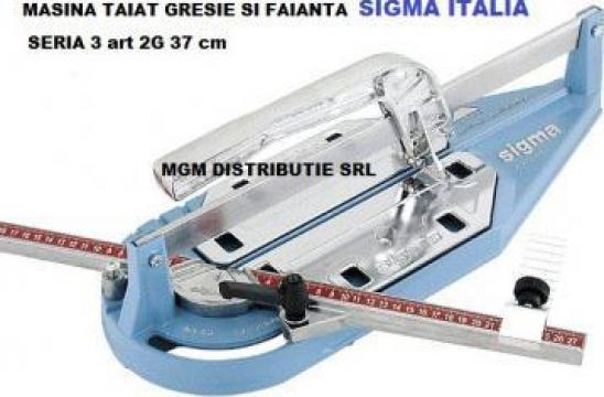 Masina taiat faianta si gresie Sigma 3-37 cm 2 G