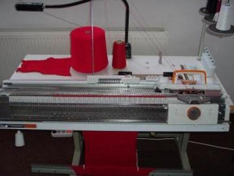 Masini casnice de tricotat de la Geri Trading Srl