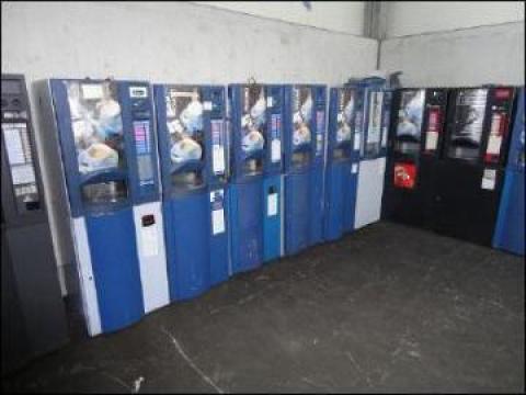 Automate cafea Saeco 500, Saeco 700, Necta, Zanussi, Alice de la Poli Caffe Romania
