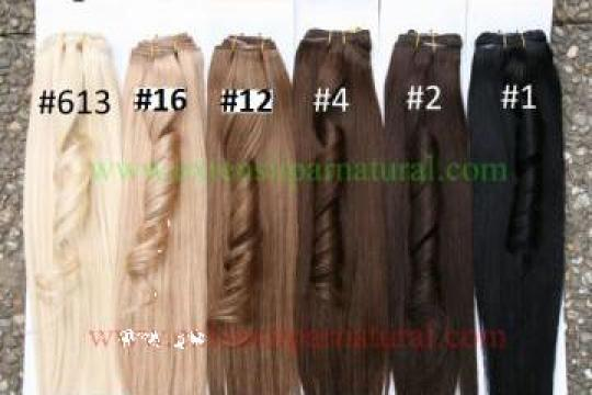 Extensii Clip On Clip In Par Natural Bucuresti Hair Creations