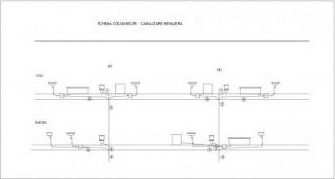 Consultanta, proiectare instalatii termice, sanitare de la Pit Qlt Construct