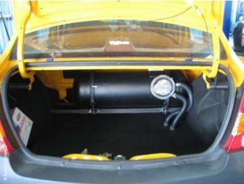 Instalatii GPL auto Tomasetto de la Autogaz Romania Srl