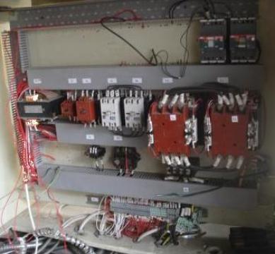 Reparatie si executie instalatii electrice masini unelte