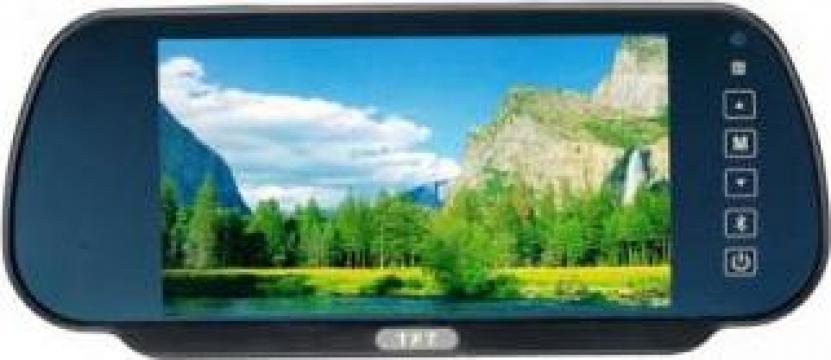 Oglinda retrovizoare, Bluetooth Rear View Mirror de la Happy Shopping Life Co. Ltd