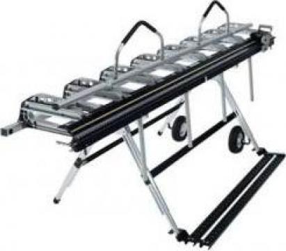 Masina manuala de indoit, cutat, taiat tabla Tapco MAX20 de la Sc Rom Prest Service Srl