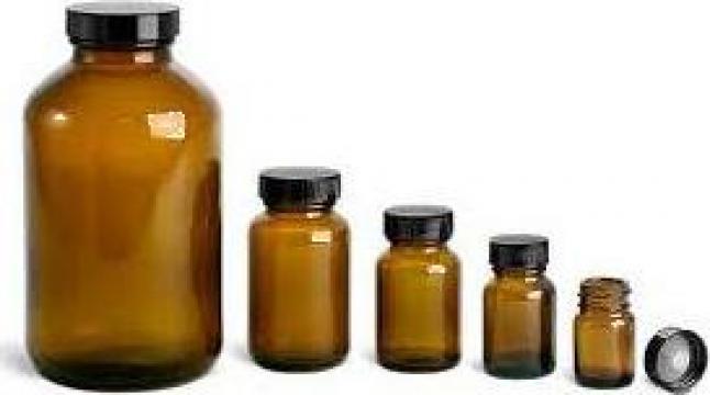 Sticla 1 L brun de la Plastic Prod Srl