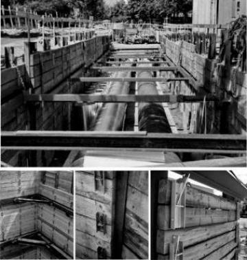 Sisteme de cofrare sprijinire santuri cu cherestea lemn de la Blackbull Com Ro