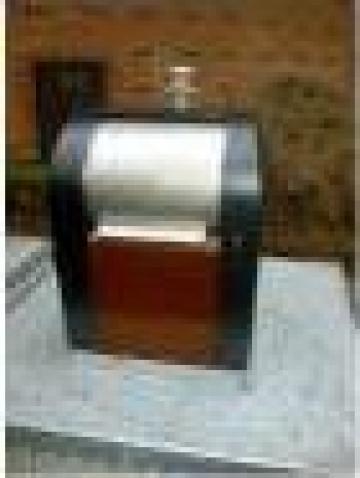 Container ingropat - 3 mc