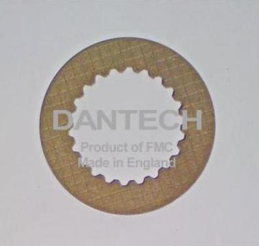 Discuri cu frictiune ( sinterizate ) pentru Belaz