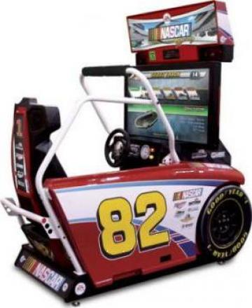 Joc video electronic EA Sports Nascar Racing de la Pacific Sport S.r.l