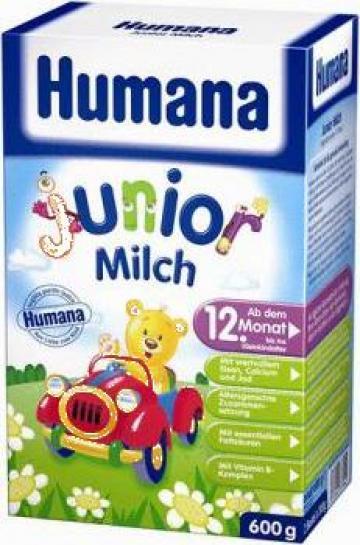 Lapte praf Humana Junior