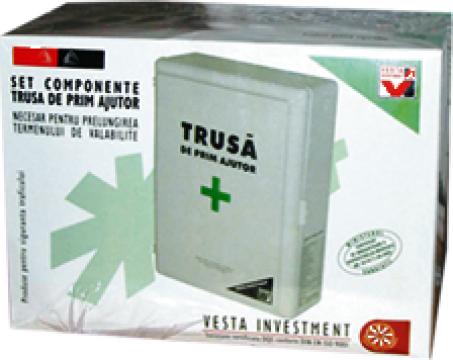 Kit inlocuire componente trusa sanitara fixa-mobila de la S.c. Rodocar S.r.l.