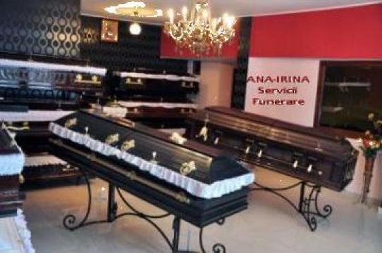 Servicii funerare Ana-Irina - Magazinul Firmei