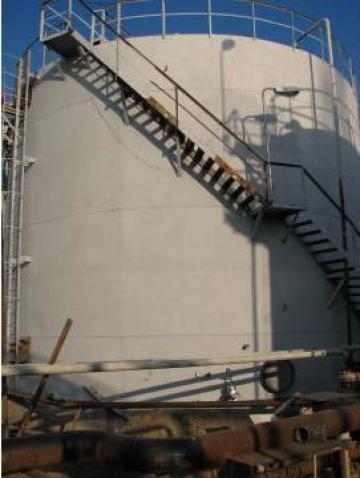 Rezervor pentru ulei de la Agmi Slobozia