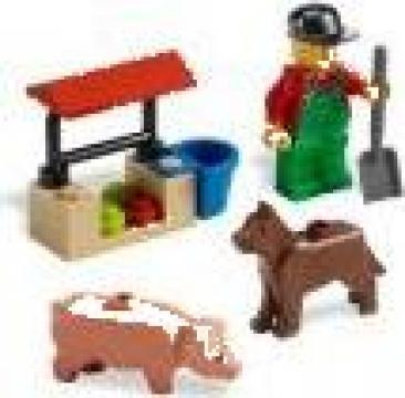 Joc Lego Fermier - L7566 de la Clever Toys Srl