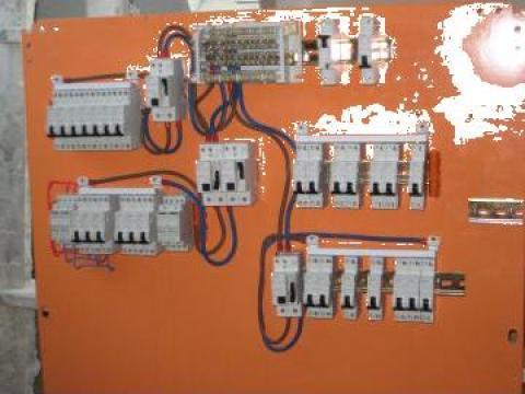 Instalatii electrice case, vile de la Tanior International Reparatii Renovari Constructii