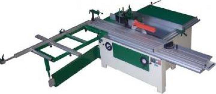Masina tamplarie lemn cu 5 operatii TSI Professional