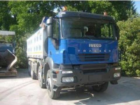 Transport marfa cu TIR-uriautobasculante de la Conrep Instal Ro