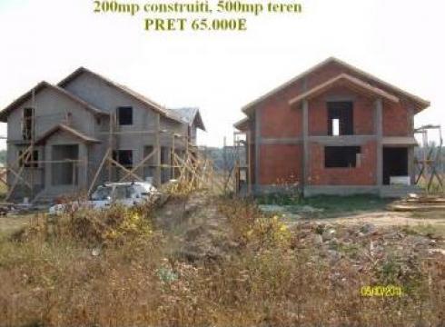 Casa Ciorogarla P+E de la Gold Imob Grup