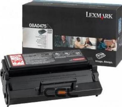 Cartus Imprimanta Laser Original LEXMARK 08A0475 de la Green Toner
