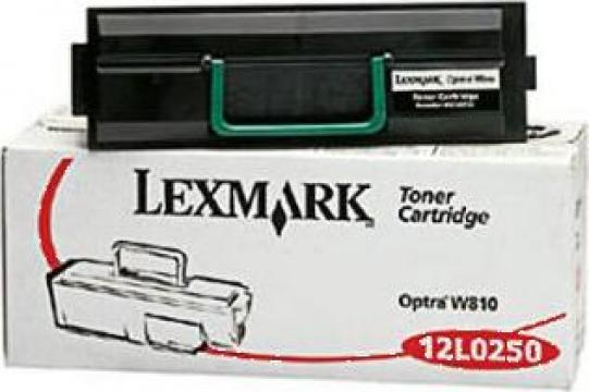 Cartus Imprimanta Laser Original LEXMARK 12L0250