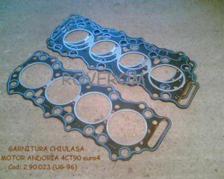 Garnitura chiuloasa Andoria ADCR 1201, euro 4, Gazelle