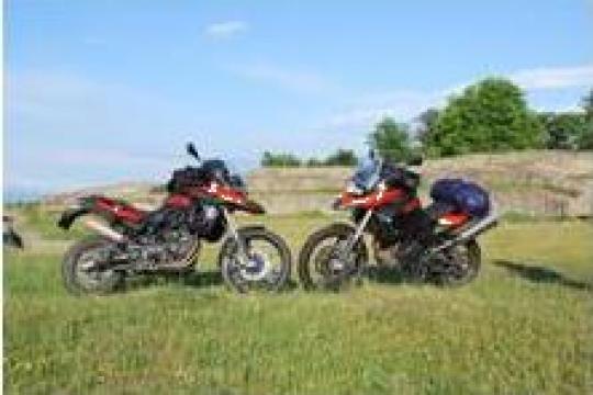 Inchiriere de motociclete BMW F800GS