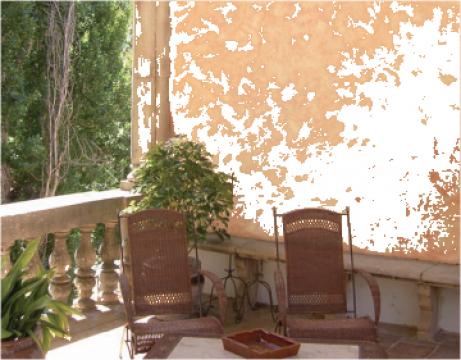 Vopsea decorativa - Siroco Exterior 15 Kg de la De Arte Paints Collection Srl.