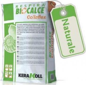 Adeziv ceramica natural Biocalce Collaflex - Kerakoll