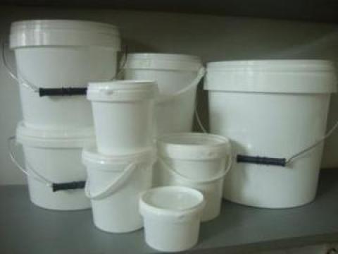 Galeti din plastic pentru mancare si produse chimice