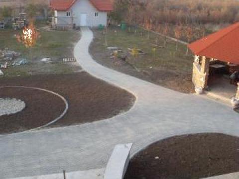 Montaj pavaje Timisoara de la 13AAAS- Construct