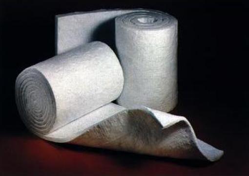 Saltea fibra ceramica