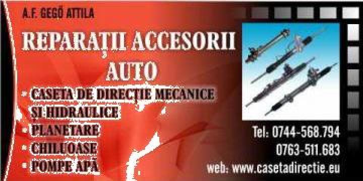 Reparatii casete directie Peugeot 206 de la I. F. Gego Attila