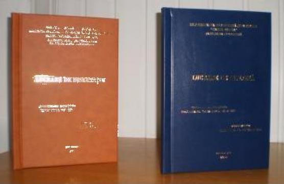 Coperti lucrari de diploma/ licenta/disertatie de la Apollo Moldoveanu S.r.l.