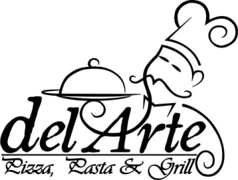 Meniu Delarte Pizza Pasta & Grill 2011 de la Delarte Pizza Pasta & Grill