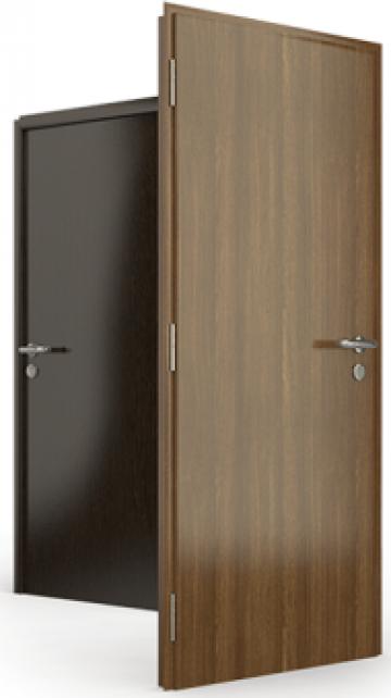 Usi antifoc din lemn de la Gamaterm Design