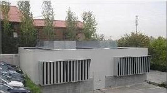 Izolatie fonica pentru ventilatii si guri de furnal de la Luxory Media Srl
