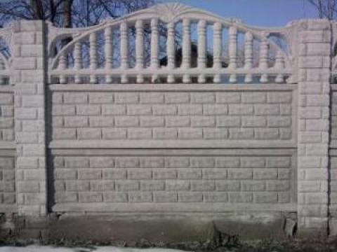 Gard beton armat