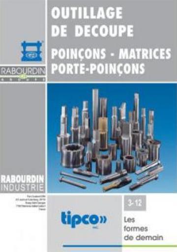 Poansoane, port-poansoane, matrite de la Artem Group Trade & Consult Srl