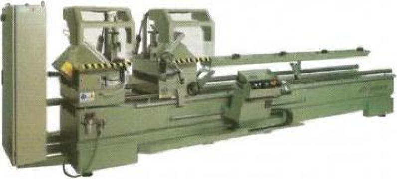 Masina debitat automata pvc/aluminiu de la Wunder International Srl